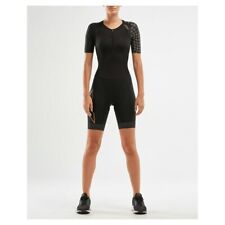 2XU Women's Compression Sleeved Tri Suit - 2021