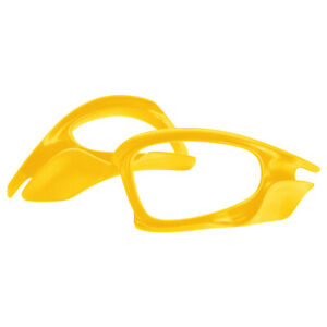 Mryok Replacement Polymer Rubber Side Blinders for-Oakley X-Metal Juliet Frame