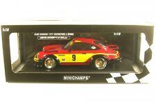 Porsche 934 no.9 Class Ganador 6h SILVERSTONE 1977 (de Brambilla - Moretti)