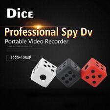 Mini Dice HD Spy Hidden Camera Motion Detect IR Night Cam Sports DV DVR Recorder