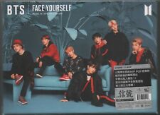 BTS: Face yourself (2018) CD & 68p PHOTOBOOK SEALED