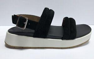 UGG Lynnden Womens Sandal Black Size US8 M