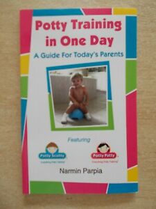 Potty Training In One Day~Narmin Parpia~101pp P/B~2006