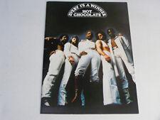 HOT CHOCOLATE Everyone's A Winner   1970s UK Souvenir Programme
