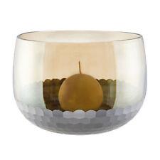 gro e deko kerzenst nder teelichthalter aus glas f r. Black Bedroom Furniture Sets. Home Design Ideas