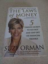 The Laws Of Money by Suze Orman Get Out and Stay Out of Financial Trouble