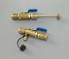 """Yellow Jacket 18971 1/4"""" Vacuum/Charge Valve w/out Side Port"""