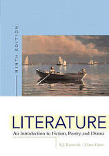 Literature: An Introduction to Fiction, Poetry, and Drama, Ninth-ExLibrary
