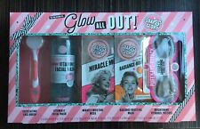 NEW Soap & Glory Glow All Out Gift Set