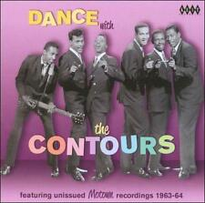 Dance with the Contours by The Contours (CD, Mar-2011, Kent Dance)