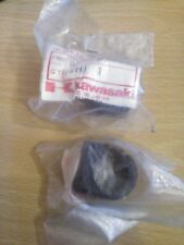 NOS Genuine Kawasaki Carrier Rack Radiator Rubber Damper Pair 92075-1728 ER5 KLF