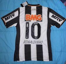 Maillot football shirt camisa Atletico Mineiro Ronaldinho 2013 neuf/BNWT M