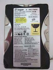 DISCO DURO SEAGATE U6 IDE 40GB ST340810A - REF 1098