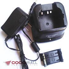 BC-144N Desktop Charger For Icom IC-V82 IC-V8 IC-T3H IC-F30GT/GS IC-F40GT/GS