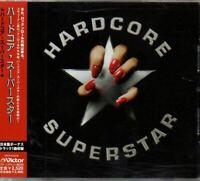 HARDCORE SUPERSTAR Self Titled JAPAN CD with OBI 1 Bonus Track VICP-63216