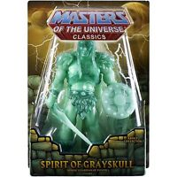 MOTUC Spirit of Grayskull Masters of the Universe Classics He-Man Club Eternia