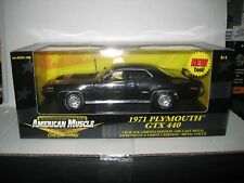 "Ertl 1971 Plymouth GTX ""Chase Car"""