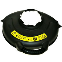 FLYMO Grass Trimmer Strimmer Guard Safety Shield Black 23cm 230mm PWT23