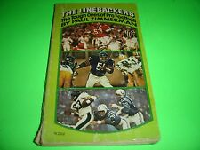 The Linebackers The Tough Ones of Pro Football BY Paul Simmerman 1974 Paperback