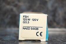 Osram FSH 120V 125W Halogen Photo Optic Lamp