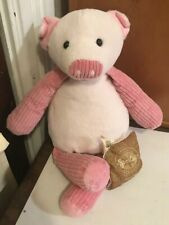 Scentsy Buddy Plush Full Size Pink Penny the Pig 2010 With SCENT PAK Stuffed