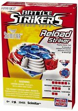 Mega Bloks Magnext Battle Strikers Turbo Tops reload striker: Scimitar #29455