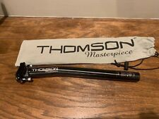 Thompson Masterpiece setback seatpost 27.2x330 16mm offset