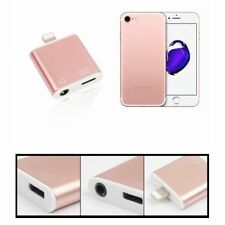 2 in 1 Lightning to 3.5mm Audio Jack Charger Adapter iPhone 7/7 Plus BASEUS 7