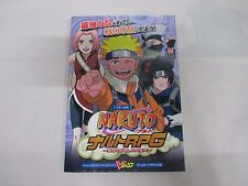 GBA -- NARUTO RPG TOMY Official Guide Book -- JAPAN Game Book. 41500