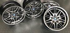 BMW E39 M5 Styling 65 8+9,5 x 18 Alufelgen original 36112228950 36112228960