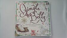 Jingle Bells Christmas Carol Coloring Adult Christmas Coloring Book New