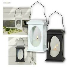 LED Decorative Lantern Flame With Candle And Timer, Garten-Windlicht For Inside
