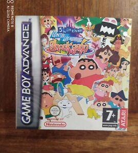 SHINCHAN Contra los muñecos de Shock gahn. Game Boy Advance - Nuevo Precintado.