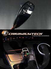BMW E39 E53 X5 Nero 475 LED SHIFT GEAR KNOB per LHD con luce di posizione del cambio NUOVO