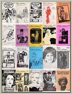 En Femme Magazine - PDF Format - 29 Magazines – Download - Transgender