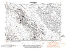 Ferndale, Tylorstown, old map Glamorgan 1948: 18SE repro Wales