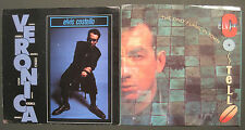 ELVIS COSTELLO - LOT of 2 Picture Sleeves (No 45s)