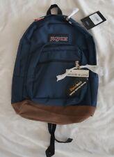Jansport Right Backpack Navy Original*****Last One****
