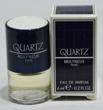 PARFUM MOLYNEUX QUARTZ miniature 6 ml