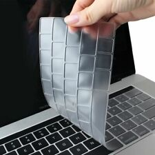 Keyboard Cover Transparent Stickers Silicone Protector Skin Pad For Macbook Air
