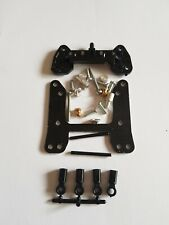 Tamiya top force frp front shock tower set  also fits manta ray dirt thrasher