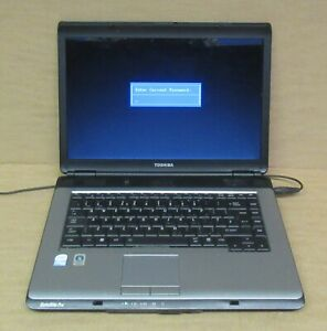 """Toshiba Satellite Pro L300-1FN 15.4"""" Celeron 585 2.16Ghz 1GB DVD RW Laptop"""