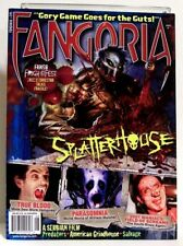 """FANGORIA"" Magazine Issue #295 (Aug 2010) TRUE BLOOD, A SERBIAN FILM, PREDATORS"