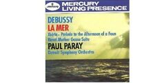 Debussy: La Mer; Iberia; Prelude to the Afternoon of a Faun; Ravel: Mother Goose