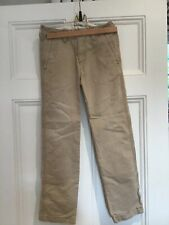 Abercrombie Boys chino style trousers Age 10 Worn once