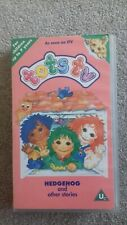 Tots TV HedgeHog and other stories VHS VIDEO