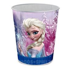 Disney Frozen Kinder Papierkorb Abfalleimer Mülleimer Papiereimer Princess lila