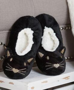 Fuzzy Babba Women's Critter Slippers - Cat. SIZE 5.5-7.5, SIZE 8-10.5