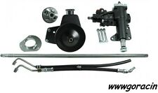 2 - Borgeson Power Steering Conversion Kit Fits 1965-1966 Ford with Manual