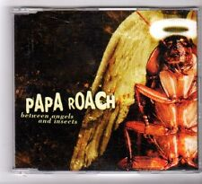 (GB14) Papa Roach, Between Angels and Insects - 2001 DJ CD